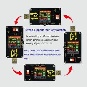 Image 3 - USB DC DC باك دفعة محول 0.6 30 فولت 5 فولت إلى 9 فولت 12 فولت 24 فولت LCD وحدة امدادات الطاقة الجهد المنظم LCD محول دروبشيب