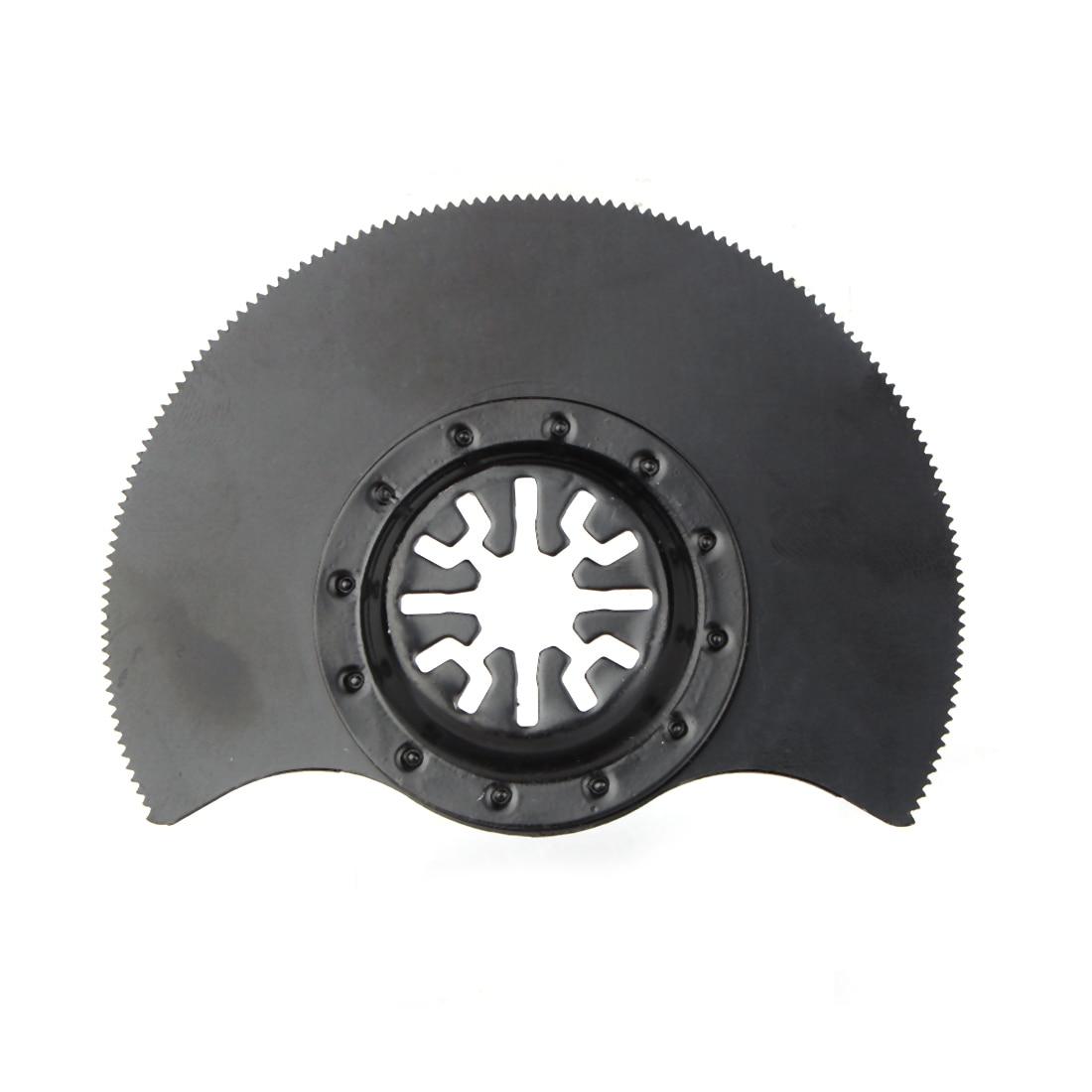 Semi-circular Oscillating Saw Blade HCS For Multimaster Fein Makita Decker Wood Cutting Tools 88mm