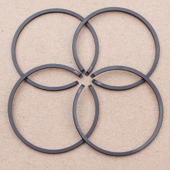4PCS 36MM x 1.5MM Piston Ring Set fit Stihl 009 010 AV Chainsaw Spare Parts 1120 034 3001