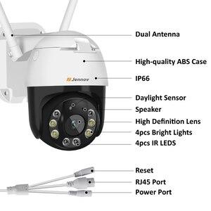 Image 2 - Yoosee Wireless IP Camera 2MP Dome Outdoor Two Way Audio CCTV 1080P WiFi Camera Security Video Surveillance Waterproof Pan/Tilt