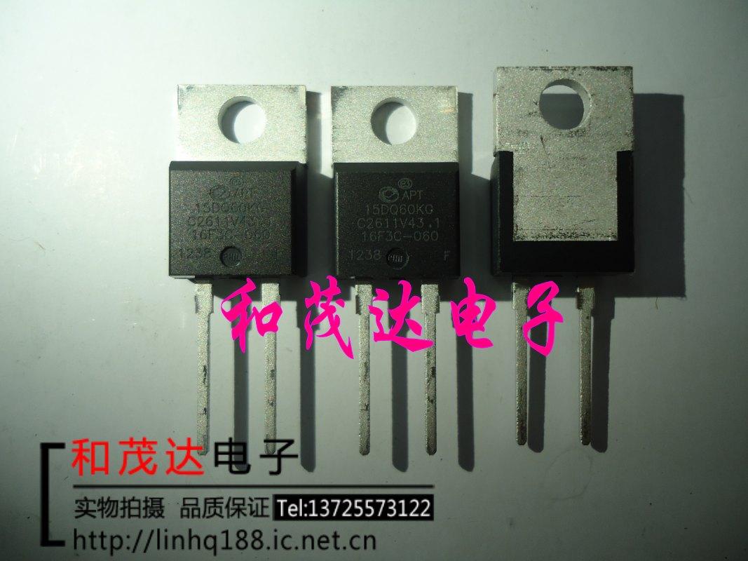 1 шт. новый оригинальный APT15DQ60KG 15DQ60KG APT15DQ60K в наличии
