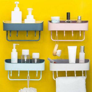 Shower Shelf Wall Storage Rack