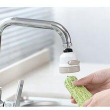 360 Graus de Rotação Cabeça Torneira de Poupança de Água Da Cozinha Móvel Filtro Pulverizador