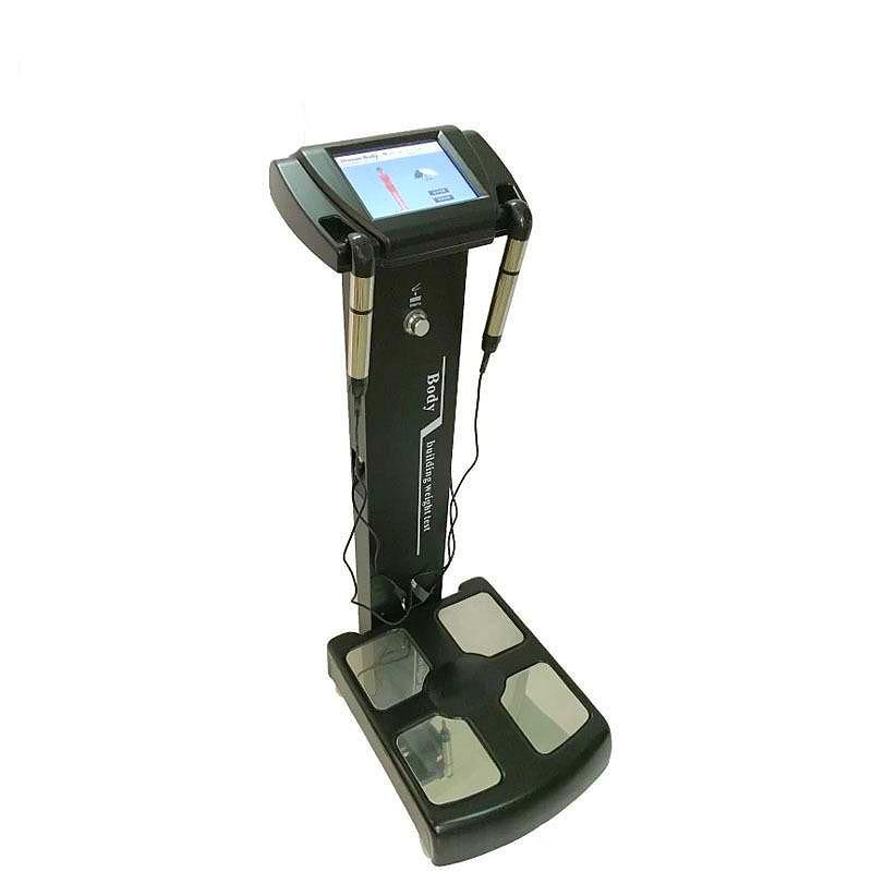 Body Scan Analyzer For Fat Test Machine Health Body Composition Analyzing Device Bio Impedance Elements Analysis Equipment