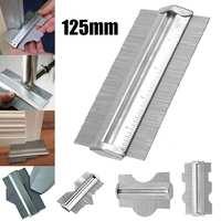 5-inch 125mm perfis profissionais ferramenta de medição forma irregular replicador posicionamento ferramenta de medição para processamento de madeira