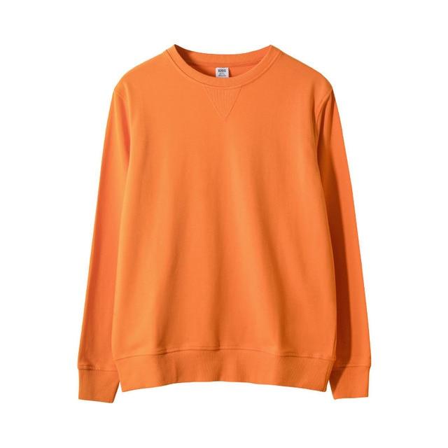 Casual Sweatshirt in solid color
