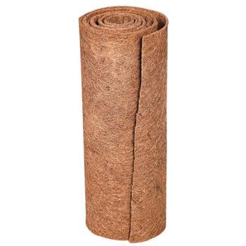 Mata kokosowa dywan naturalne maty z włókna kokosowego dla gadów doniczka mata kokosowa dywan naturalne maty z włókna kokosowego wkładka luzem rolki tanie i dobre opinie LeKing CN (pochodzenie) Coconut Mat Carpet Other Kosz wkładki Z włókna roślinnego about 50*100cm 19 69*39 37in natural coconut fiber