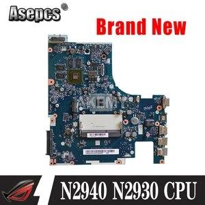 Новая NM-A311 материнская плата для For Lenovo G50-30 материнская плата для ноутбука ПК (15 дюймов) (для intel N2940 N2930 CPU 820M GPU 1GB GPU) тест ОК