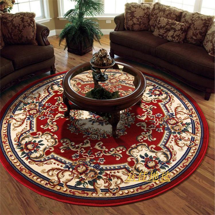 Turkey Vintage Persian Carpet Living Room American Style Bedroom Carpets Bedside Retro Rugs Polypropylene Thick Carpets Floor|Carpet|   - AliExpress