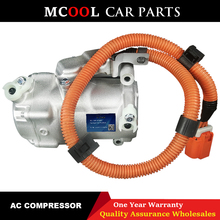 ES18C Electric AC Compressor Car For Toyota Prius Hybrid 1.5 2004-2009 88370-47010 042000-0193 042000-0194 042000-0196