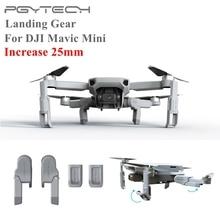 PGYTECH Mavic Mini 2 Landing Gear Leg Skid Heightened Shock absorbing Stabilizer Protector Leg for For DJI Mavic Mini Accessorie