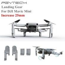 PGYTECH Mavic Mini 2 랜딩 기어 다리 스키드 강화 충격 흡수 안정기 보호대 다리 for DJI Mavic Mini Accessorie