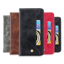 Huawey P20Lite P30Lite P30Pro Phone Accessories Simple Fashion Flip Wallet Leather Case For Huawei P20 P30 Lite Pro Card Cover