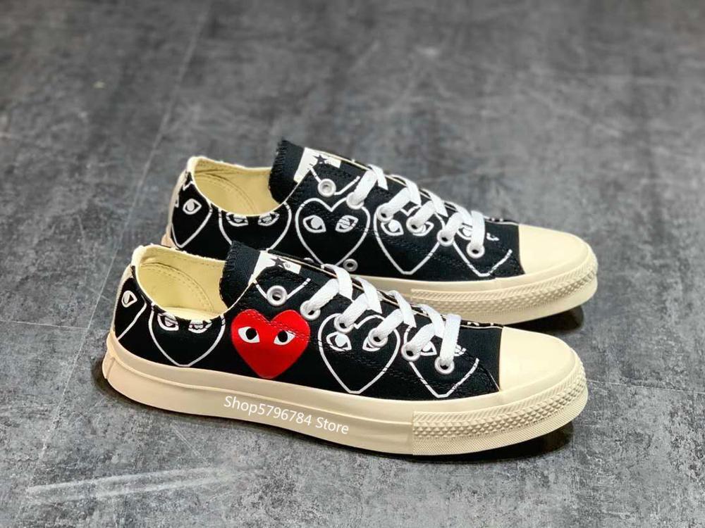 Converse all star/Классическая обувь унисекс для активного отдыха; Высококачественная парусиновая обувь для скейтборда|Катание на скейтборде|   | АлиЭкспресс
