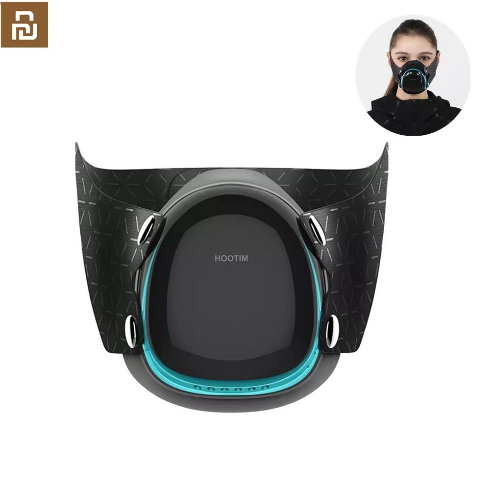 Youpin Hootim Electric Anti-Haze PM2.5 Sterilizing Anion Mask Dustproof Anti-fog Breathable Electric Face Masks