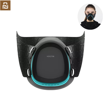 Youpin Hootim Electric Anti-Haze PM2.5 Sterilizing Anion Mask Dustproof Anti-fog Breathable Electric Face Masks
