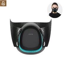 Youpin Hootim חשמלי נגד אובך PM2.5 חיטוי אניון מסכת Dustproof אנטי ערפל לנשימה חשמלי פנים מסכות