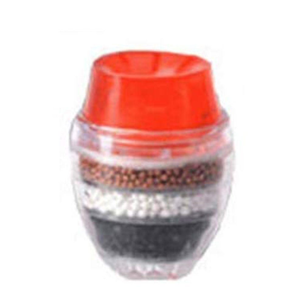 Household Activated Carbon Water Filter Mini Kitchen Faucet Purifier Water Purifying Plant Filtration Cartridge