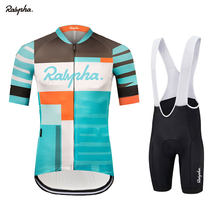 Cycling Cycling Jersey Sets Cycling Clothing Bib Shorts Suit Quick dry Uniform Bike Clothes Suit Ropa Ciclismo Verano