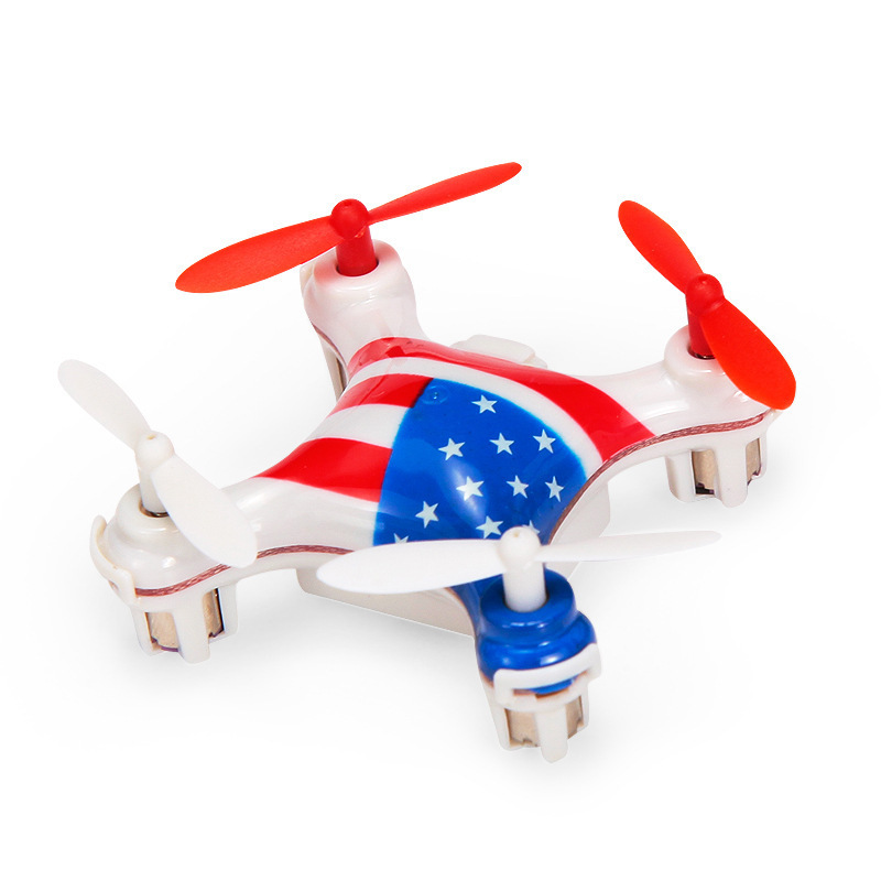 Weili V676A 2.4G Quadcopter Remote Control Aircraft-pao Free Rolling UFO Unmanned Aerial Vehicle Model Airplane