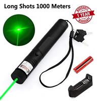 Hunting High Power Laser Pointer Green 532nm Survival tool 5mW Hang type Outdoor Long Distance Green Laser Sight Lazer pen|Lasers| |  -