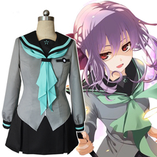 Anime Seraph Of The End Vampire Reign Cosplay Costumes Shinoa Hiiragi Cosplay Costume Halloween Owari No Seraph Women Costumes