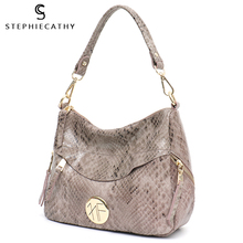 SC Brand Design Genuine Leather Shoulder Bags for Woman Fash