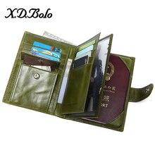 XDBOLO Hot Women's Wallet Genuien Leather Coin Purse High Ca