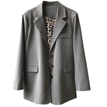 Women Suit Female Autumn New Korean Version Loose Long Sleeve Blazer Blaiser Feminino Americana Mujer Clothes