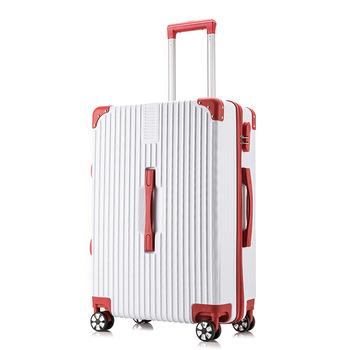 Bagaż uniwersalna walizka na kółkach Student ponadgabarytowy sejf na hasło męski i żeński pojemnik na bagaże pokrowiec na wózek żeński tanie i dobre opinie CN (pochodzenie)