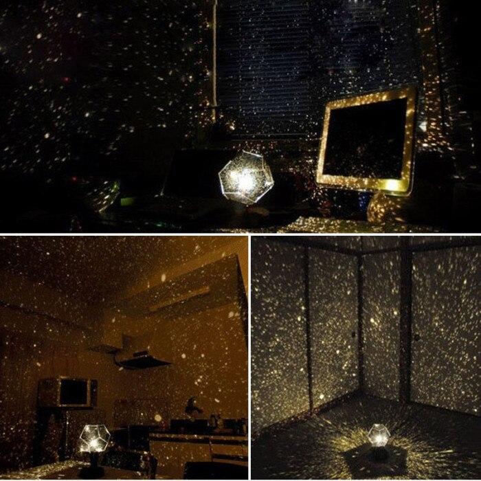 Natal 60000 estrelas céu estrelado projetor luz