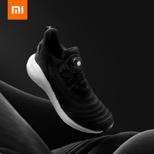 Men Non-Leather Casual Running Shoes Comfortable Rebound Lightweight Outdoor Fitness Intelligent Sneaker From Xiaomi Youpin