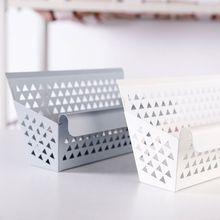 Bed Shelves Bedside Hanging Basket Magazine Sundries Storage Organizer Containerfor kitchen or bathroom