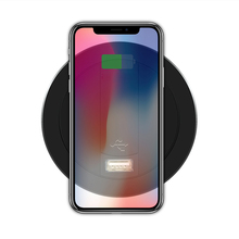 10w Fast Wireless Charging For Samsung S9 S8 Note 8 9 S7 Usb Charger Pad Qi Wireless Charger For Iphone 8 X Xr Xs Max цена и фото