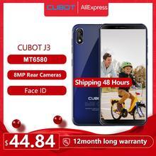Cubot J3 Smartphone Android ir identificación facial 5