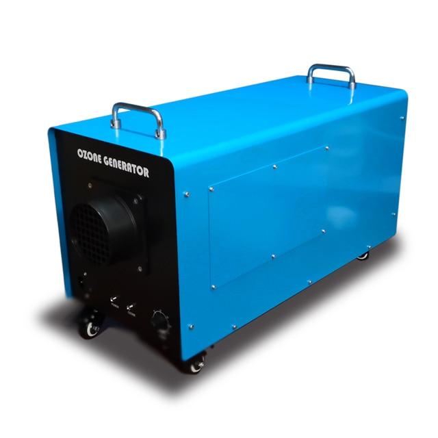 Zastosowanie przemysłowe generator ozonu dla uzdatnianie powietrza 18g 24g pracy pod wilgotność do 80% najwyższej jakości płyta ceramiczna 8 rok życia rozpiętość