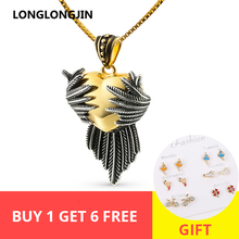 925 Sterling Silver Colar Love Heart Pendant Necklace For Women Trendy Jewelry Angel Pendant & Necklace Choker Chain Women Gift u7 100% 925 sterling silver 3d little angel necklace for girl women birthday gift dainty jewelry silver 925 chain