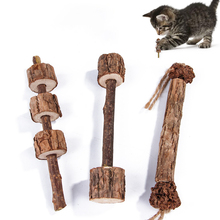 Solid Color Wood Wear Resistant Durable Chew Toys for Pet Cat Amusement Intelligent Cat Toys Interactive Pet Supplies Kitten solid color wood wear resistant durable chew toys for pet cat amusement intelligent cat toys interactive pet supplies kitten
