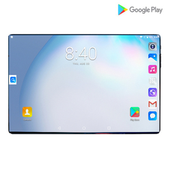 2019 Android 4G LTE 10.1 tablet Screen Mutlti Touch Android 9.0 Octa Core Ram 6GB ROM 64GB Camera 8MP Wifi 10 inch tablet PC