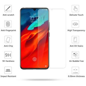 Tempered Glass For Lenovo Z6 Pro 5G YOUTH A1000 A536 9H Screen Protector Film For Lenovo K5 Plus K6 A6 K3 NOTE Protective Glass(China)