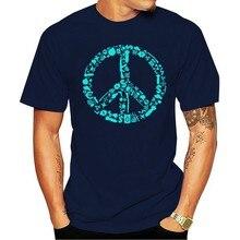 Classic T Shirts War Or Peace Signs High Quality Cotton Tee Shirt Bomb Dollar Hazard Dead Skull T Shirt For Men Full Print Tees