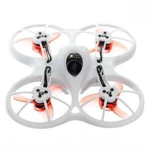 Image 2 - Offizielle Emax Tinyhawk RTF Kit Rc Flugzeug F4 4in1 3A 15000KV 37CH 25mW 600TVL VTX 1S Indoor FPV drone FRSKY D8 mit Geschenk