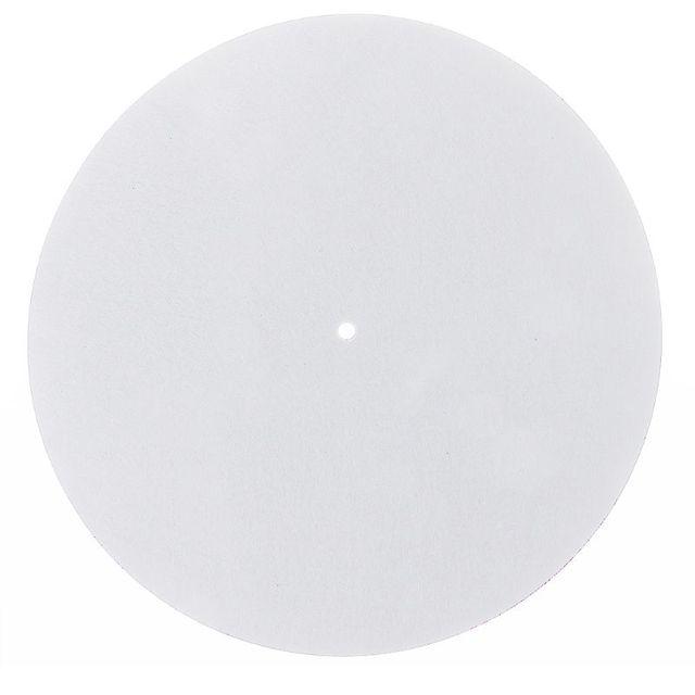 3MM gruby antystatyczny filcowy talerz gramofon mata antywibracyjna Slipmat audiofilski na winylowa płyta długogrająca nagrywarki tanie tanio DNVYUAX CN (pochodzenie) Płótno LX9A4NB401525-B Miękka torba