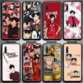 Чехол Haikyuu Kuroo Tetsurou для телефона Huawei Nova 6se 7 7pro 7se honor 7A 8A 7C 9C Play