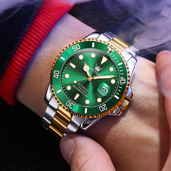 Original Luxury Automatic Watch Men Mechanical Movement Waterproof Sports Top Brand Stainless Steel Wristwatch Reloj Hombre 2