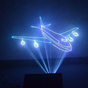 Image 3 - AUCD 40 KPPS 500mW RGB лазерное редактирование SD ILDA программа карта проектор свет DMX анимация сканирование DJ шоу сценическое оборудование освещение