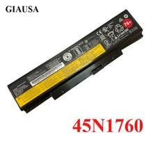 GIAUSA E555 bateria do portátil Genuíno para LenovoThinkPad E555 E550 E560 E550C Série 45N1760 45N1761 76 + bateria
