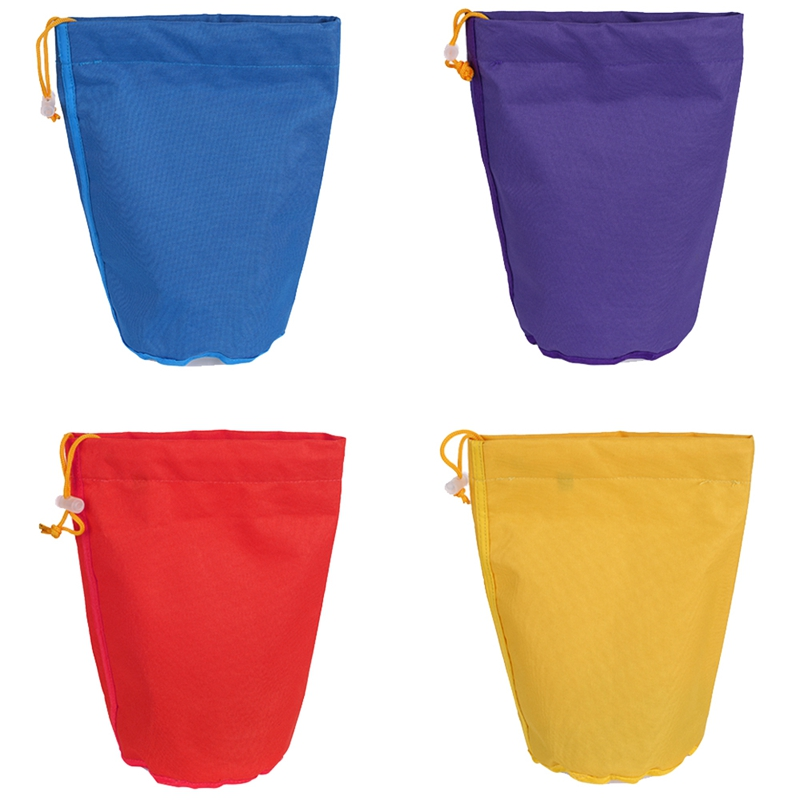 4Pcs 1 Gallon Garden Grow Bag Filter Bag Bubble Bag Herbal Ice Plant Extractor Kit Extraction Bags-ABUX(China)