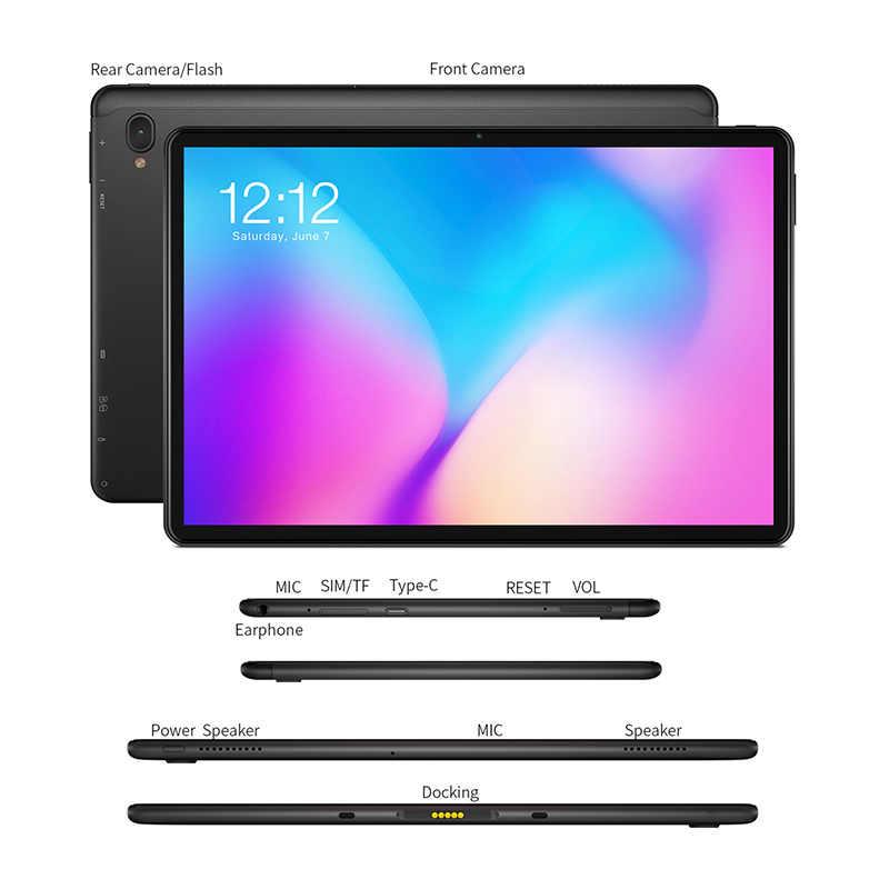 """Teclast T30 Andriod 9,0 4G Anruf Tablet 10.1 """"1920x1200 MTK P70 4GB RAM 64GB ROM 8000mAh Tabletten PC Dual Kamera GPS Typ-C"""