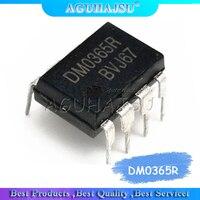 10 peças dm0365r dip8 dm0365 dip 365r dip-8 ic novo e original